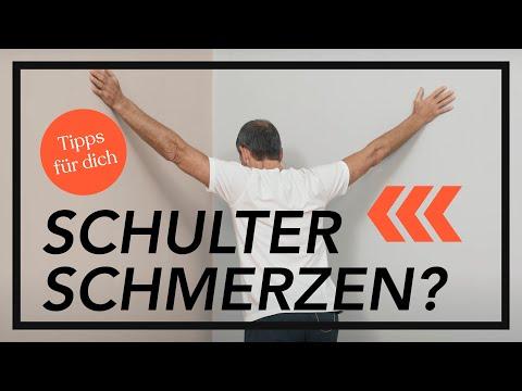 Schulterschmerzen - Ursachen, Vorbeugung, Übungen und..