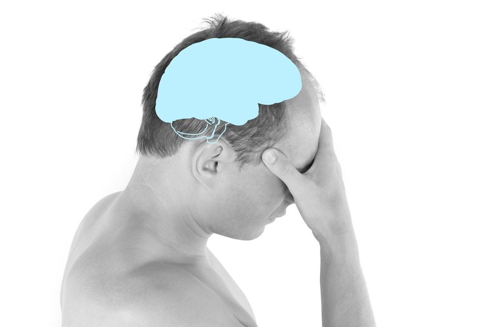 Mann - Schmerzgedächtnis